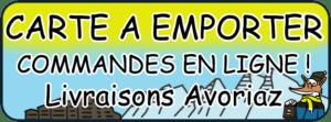 Commandez en ligne et faites vous livrer avec le Restaurant La Tanière à Avoriaz 1800